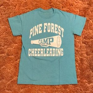 Varsity Tops - 🧡Pine Forest Cheer Camp Shirt🧡